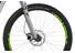 """HAIBIKE Sduro HardNine 4.0 E-mountainbike 29"""" sølv"""